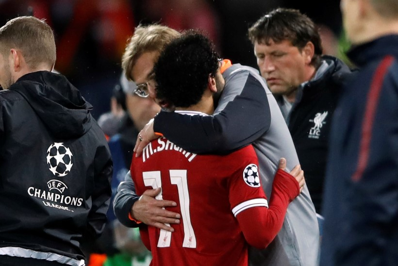 Kas Salah on maailma parim? Klopp: tema vastu praktiliselt pole võimalik kaitses mängida