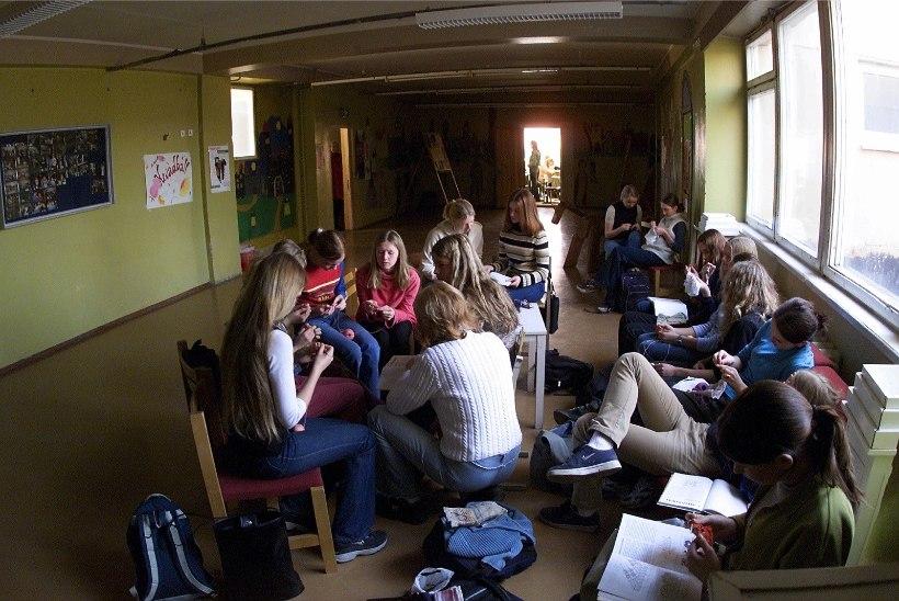 Eesti karm reaalsus: iga viies laps ei lõpeta keskkooli