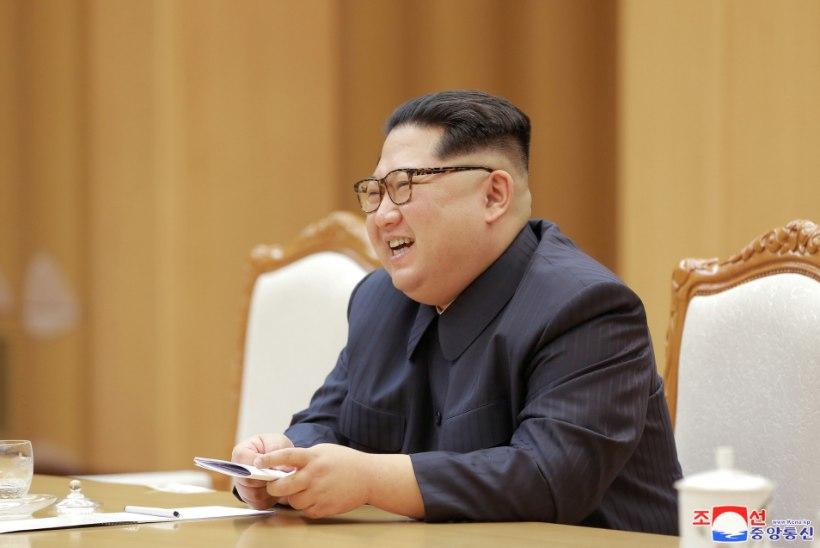 Põhja- ja Lõuna-Korea riigipead lõunatavad reedesel kohtumisel eraldi