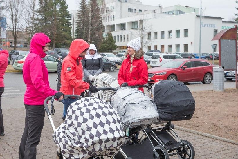 Valgamaa rasedad: me ei taha autos sünnitada!