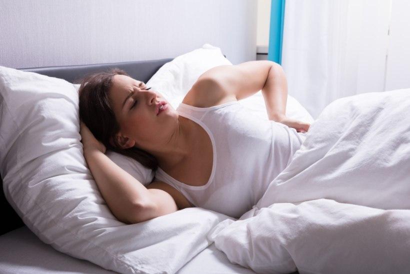 Mida peaksid seljavaluga inimesed magama minnes arvestama?