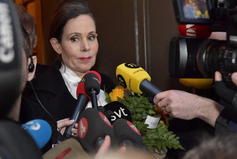 Nobeli kirjandusauhind jääb seksiskandaali tõttu tänavu välja andmata?