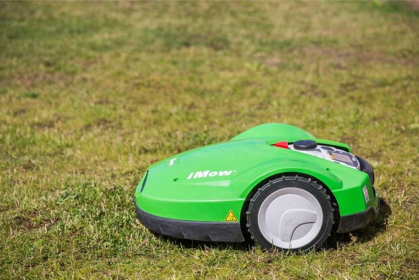 Testimisfirma: kõik robotmuruniidukid ei suuda last tuvastada