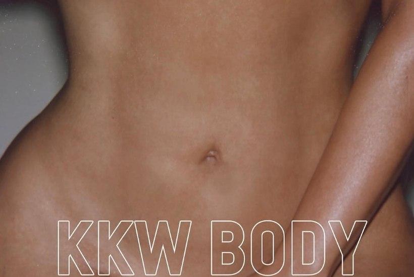 Kim Kardashian pakub võimalust osta tema alasti keha