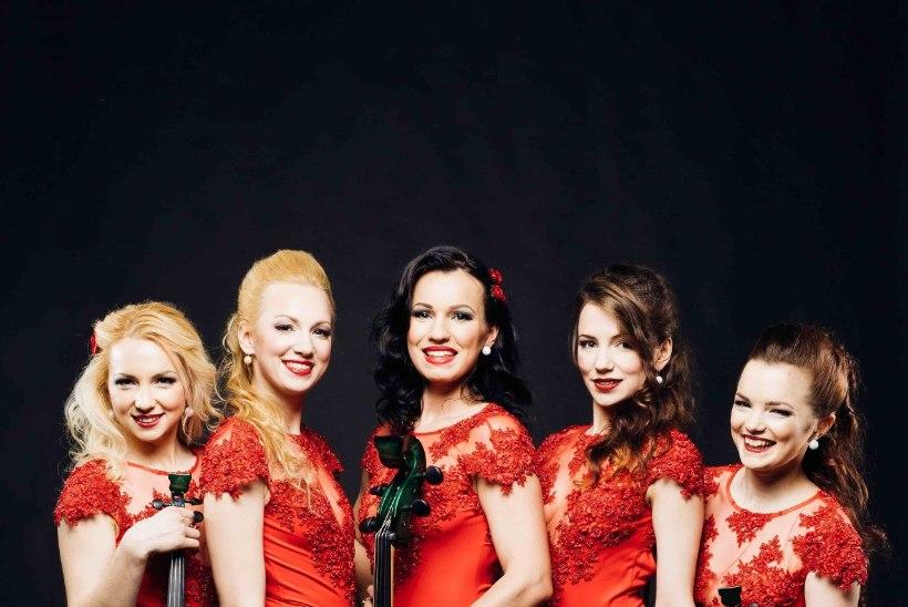 """Ansambel The Ilves Sisters andis välja oma esimese originaalpala """"Elulaul"""""""