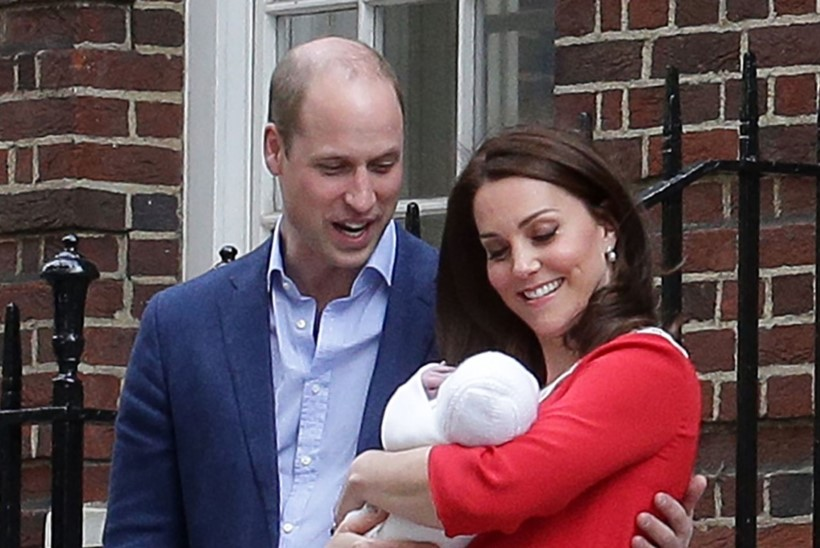 Miks Cambridge'i hertsogipaar oma beebi nime teatamisega ometi viivitab?!