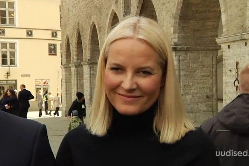 TV3 INTERVJUU | Norra kroonprints Haakon ja kroonprintsess Mette-Marit on Eestist vaimustuses