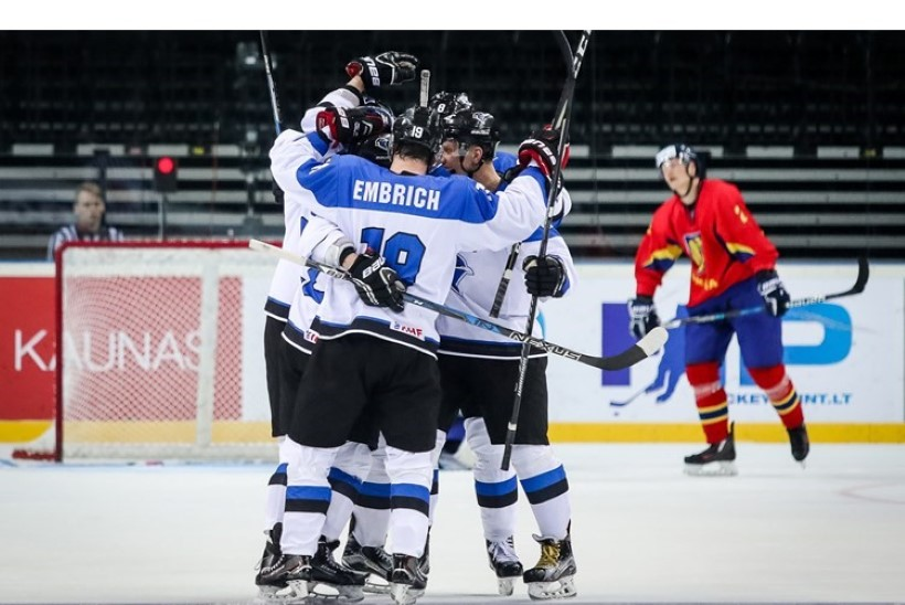 Eksperdid otsustavate matšide eel: Eesti ei ole kunagi mänginud nii ilusat hokit