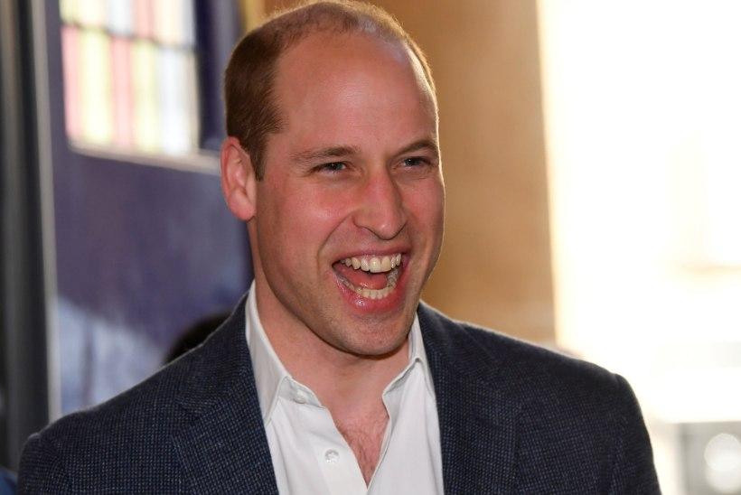 """Prints William: """"Töö beebi nimega alles käib."""""""
