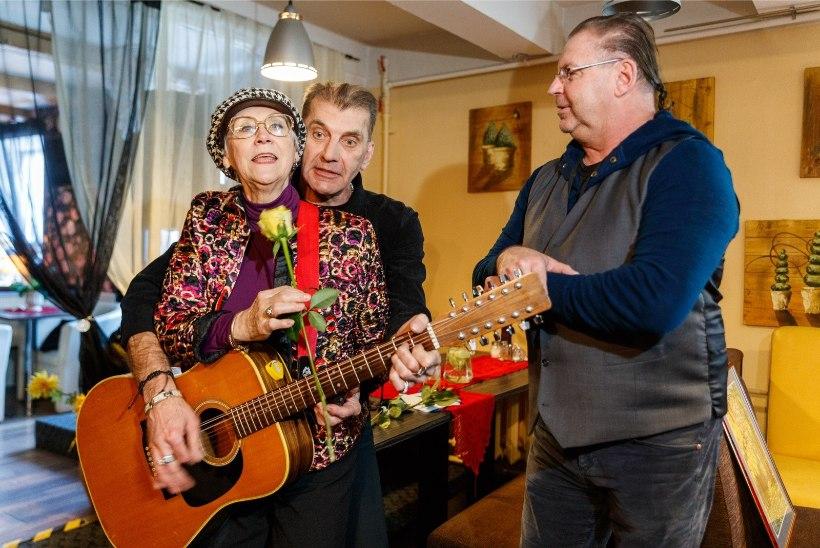 APRILL VIDEOS | Nunnudest hiidpandadest ja kitarrivirtuoos Märt Sultsist hundinahas ajakirjanikuni
