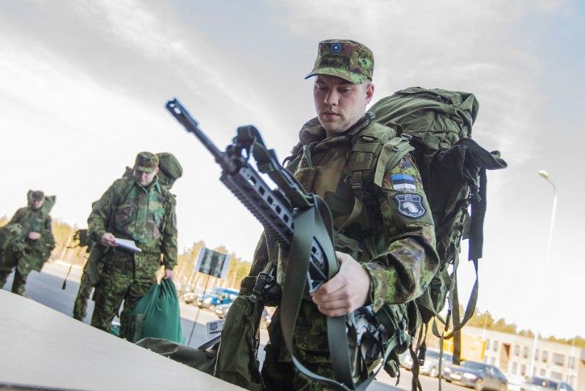 Peatselt algava Siili stsenaarium: Eesti satub kriisiolukorda