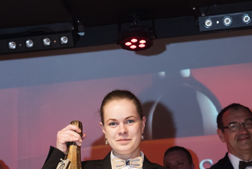 Eesti parim sommeljee 2018 on Ketri Leis veinibaarist Pazzo