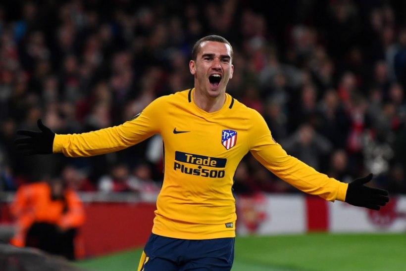 Euroopa liiga: Arsenal mängis poolfinaali avakohtumises edu maha, Atleticole ülimagus värav