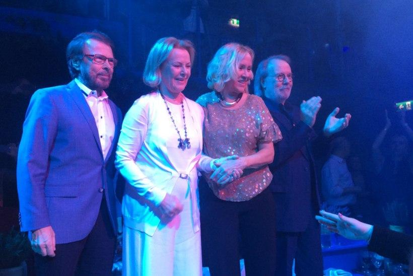 MAMMA MIA! Kultusbänd ABBA tegutseb taas