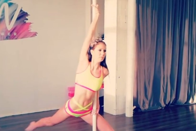 VIDEO | Laura Põldvere postitantsust: alguses sa õpid tundma enda lihaseid