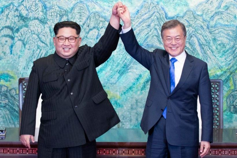 Kim Jong-un pärast tippkohtumist: oleme sama rahvas