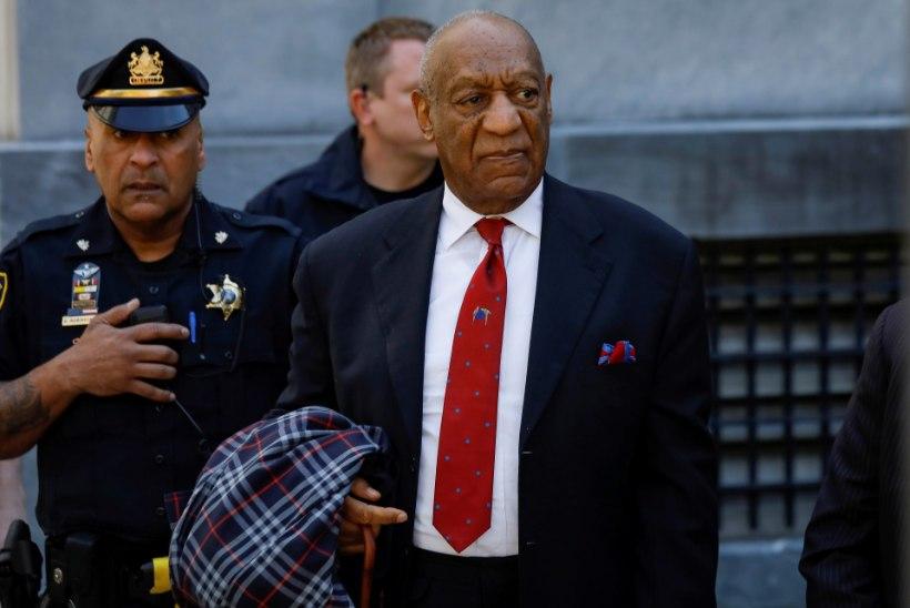 Cosby istub karistuse teatavaks tegemiseni koduarestis