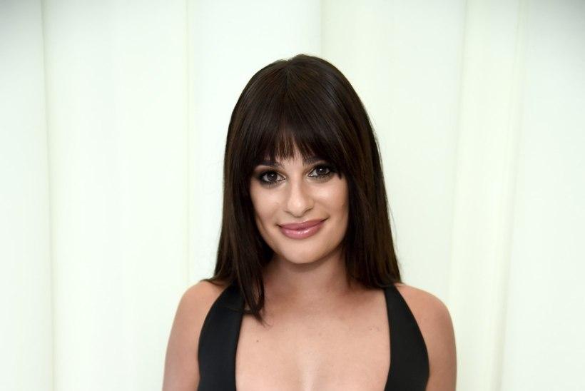 """Kallima matnud """"Glee"""" täht Lea Michele kihlus uue kavaleriga"""