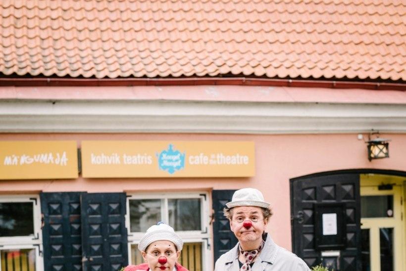 Klounid Piip ja Tuut ehk Haide Männamäe ja Toomas Tross: Tähtis on olla rõõmus ja mänguline täiskasvanu!