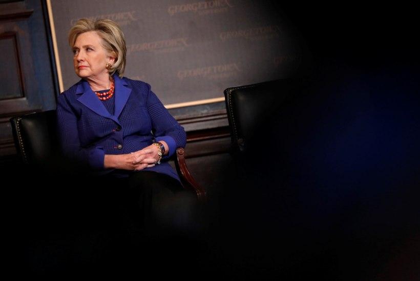 USA vabariiklased lähevad valimistel endiselt Clintoni vastu?