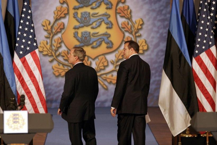 Meenutame, kuidas Eesti presidendid on USA riigipeaga kohtunud