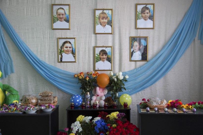 KEMEROVO TRAGÖÖDIA: uurijad leidsid batuutide juurest kõrgepingekaabli
