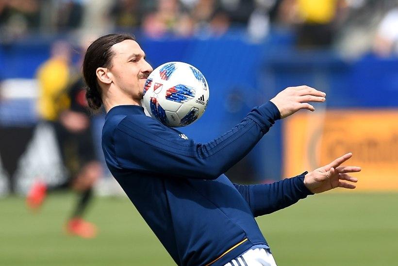 POMMUUDIS: Zlatan Ibrahimovic ei saagi MMil osaleda! Miks?
