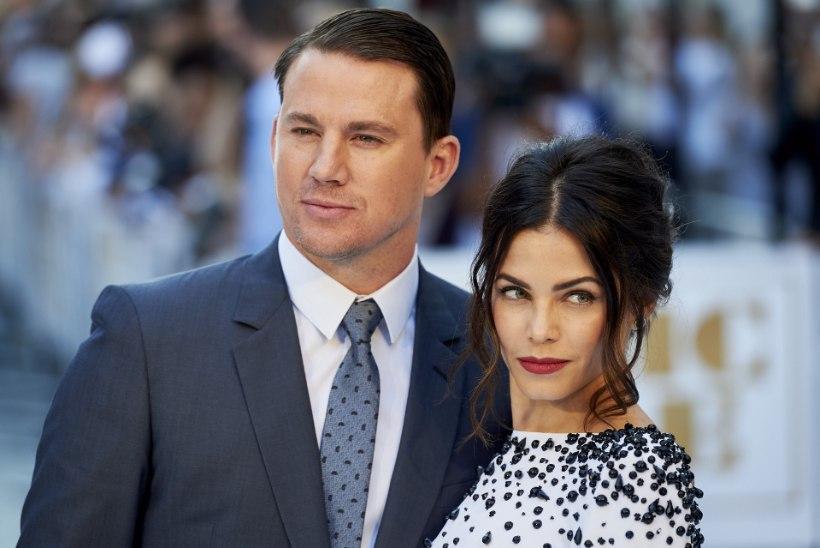 Hollywoodi seksisümbol Channing Tatum läks naisest lahku