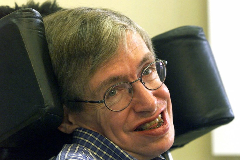 Stephen Hawkingi viimane heategu – lõunasöök kodututele