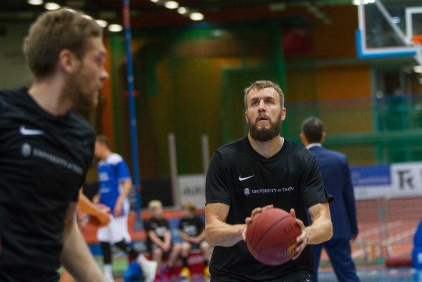 MÄLUMÄNG | Eesti korvpalli raudvara Janar Talts