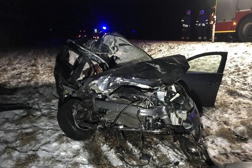 Signe Lahteini autoõnnetuse asjaolude kohta on antud vastukäivat infot