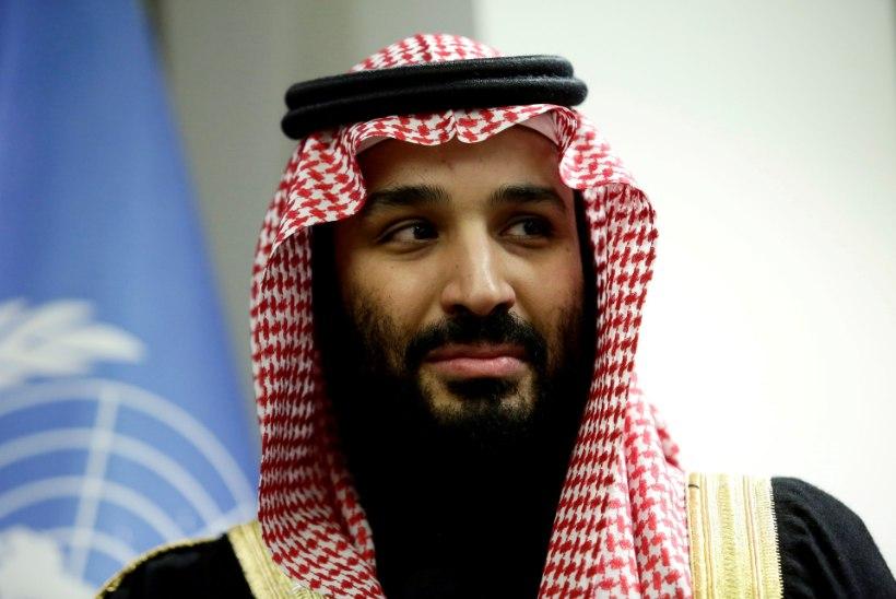 Saudi Araabia kroonprints: palestiinlastel ja iisraellastel on õigus oma maale