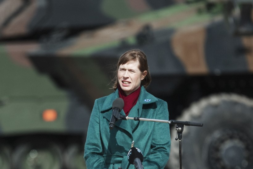 President Kaljulaid läheb kaitseväe suurõppusele SIIL