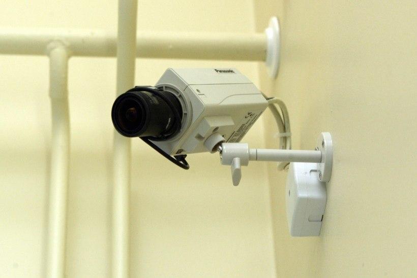 Kas tööandja võib töötajaid kaameratega jälgida?