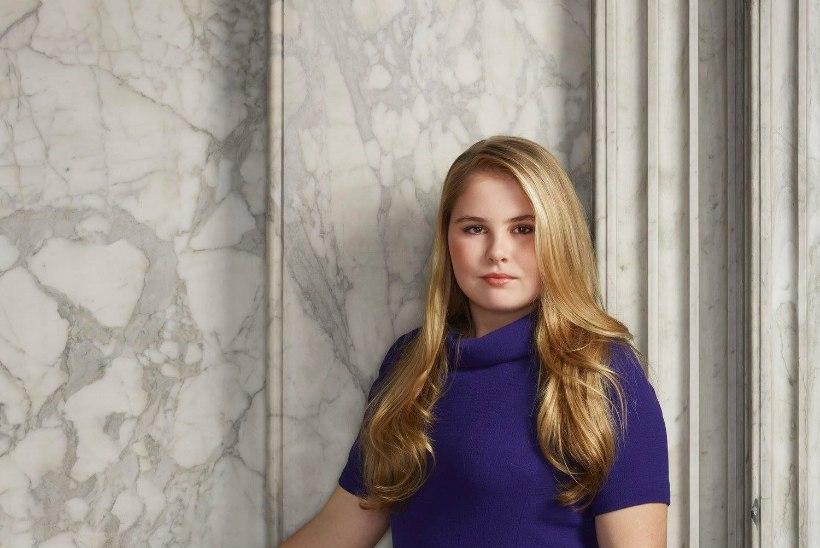 Hollandi kuninga tütardest on sirgunud hurmavad kaunitarid