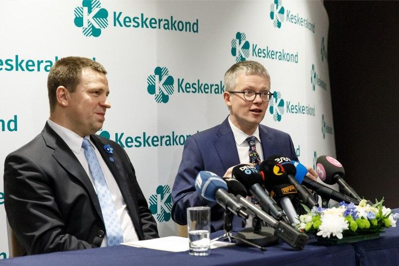 Uus minister Janek Mäggi on terava keelega kristlik ärimees