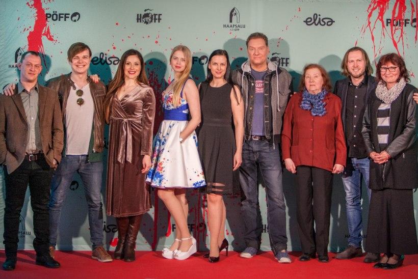 VIDEO JA FOTOD | Mart Sander sai maha teise õudusfilmiga: olen juba lapsest peale andunud õudusfilmifänn