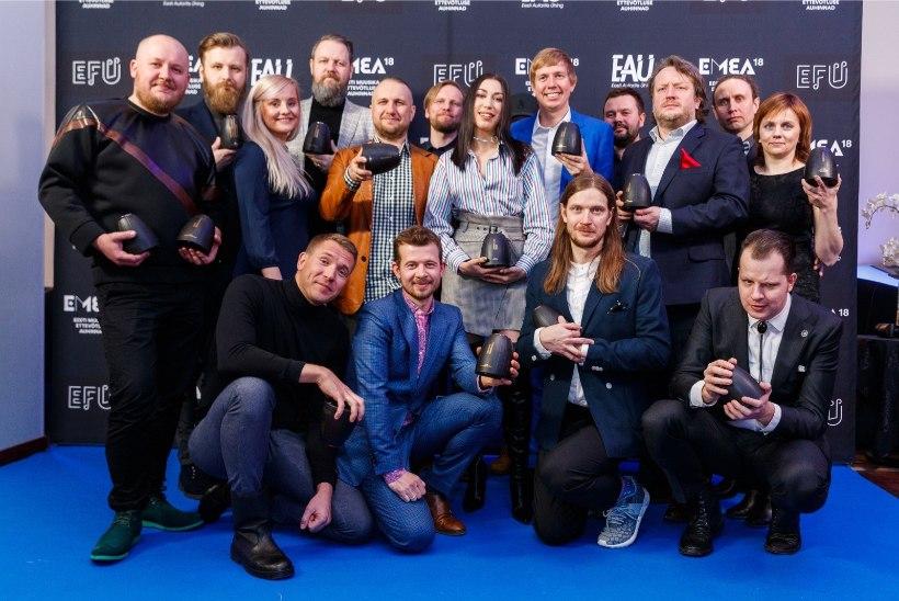 GALERII | Eesti muusikaettevõtluse auhinnad jagatud - enim priise pälvis Bert Prikenfeld