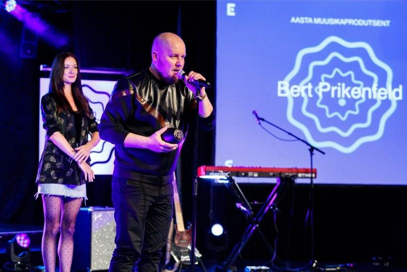Aasta muusikaprodutsent Bert Prikenfeld: väga oluline on see tunne, et lähed kellelegi korda