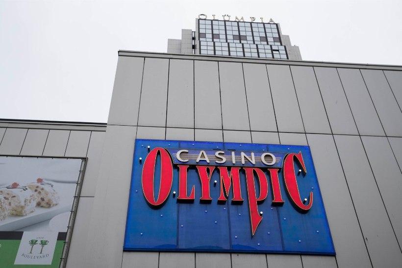 Olympicu ülevõtmine läks käima
