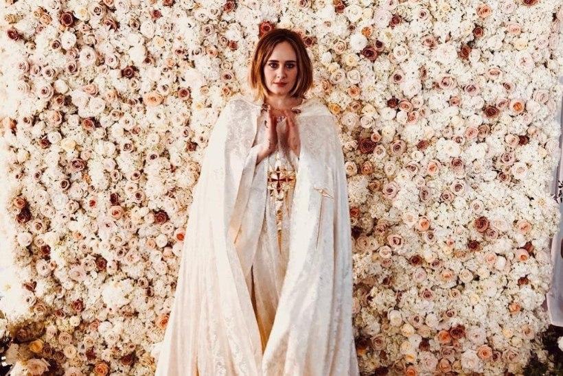 VAIMULIKUKS PÜHITSETUD STAAR: Adele viis läbi oma südamesõbra laulatuse