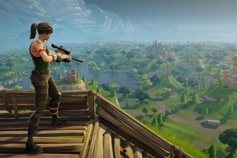 """Maailma populaarseim videomäng """"Fortnite"""" on nüüd ka mobiilsetel seadmetel tasuta saadaval"""