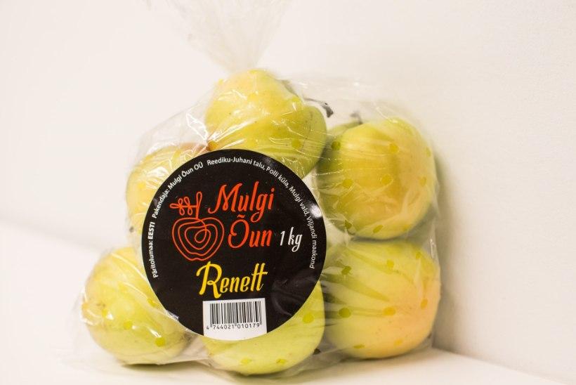 Eesti suurimal õunakasvatajal keelati igasugune õunte müük