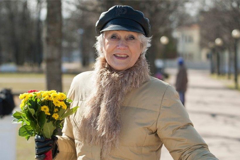"""Sünnipäevalaps Heidy Tamme: """"Olen täna nagu telefonineiu ja väga tore on!"""""""