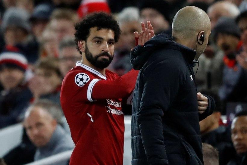 Kui tõsine on Liverpooli staari Mohamed Salahi vigastus?