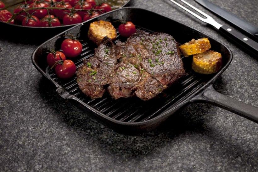 Veiseliha: kuidas valmistada mahlast steiki