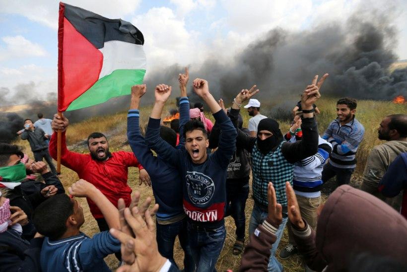 PINGED LÄHIS-IDAS: palestiinlased ähvardavad kolmanda maailmasõjaga