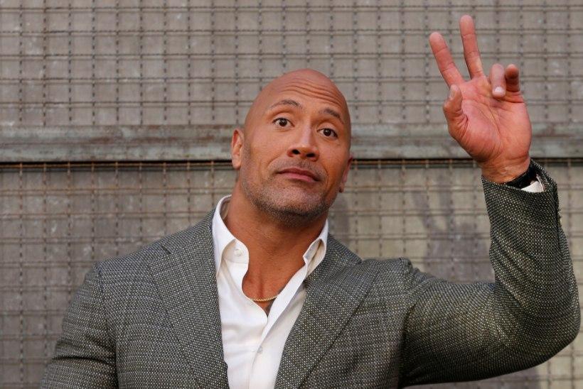 """ARVA ÄRA: mis salasõnaga kandideerib Dwayne """"The Rock"""" Johnson USA presidendiks"""