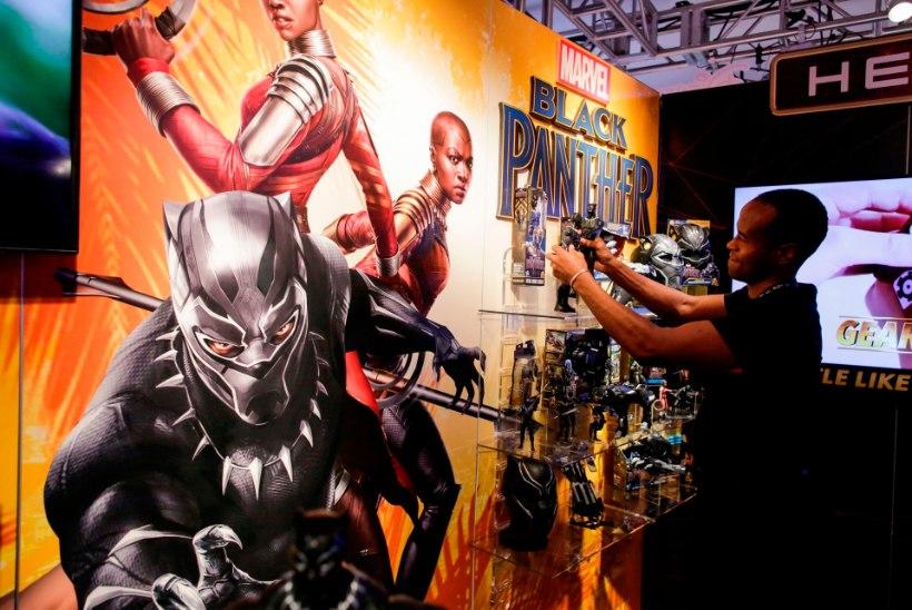 """Esimene film, mida Saudi Araabias pärast 35 aastat kestnud pausi näidatakse, on Marveli """"Must Panter"""""""