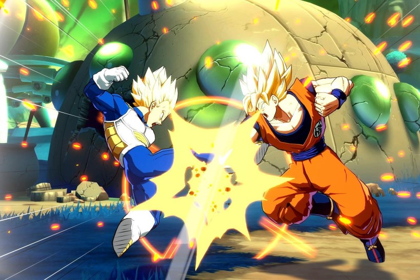 "Tänavukevadise MängudeÖÖ kaklusmänguks on ""Dragon Ball FighterZ"""